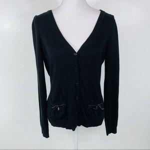 NEW Ann Taylor Loft Cardigan Sweater Medium